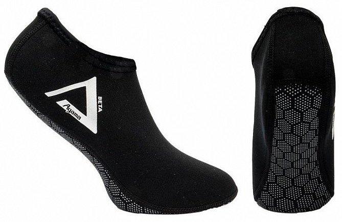 neoprenové ponožky na paddleboard