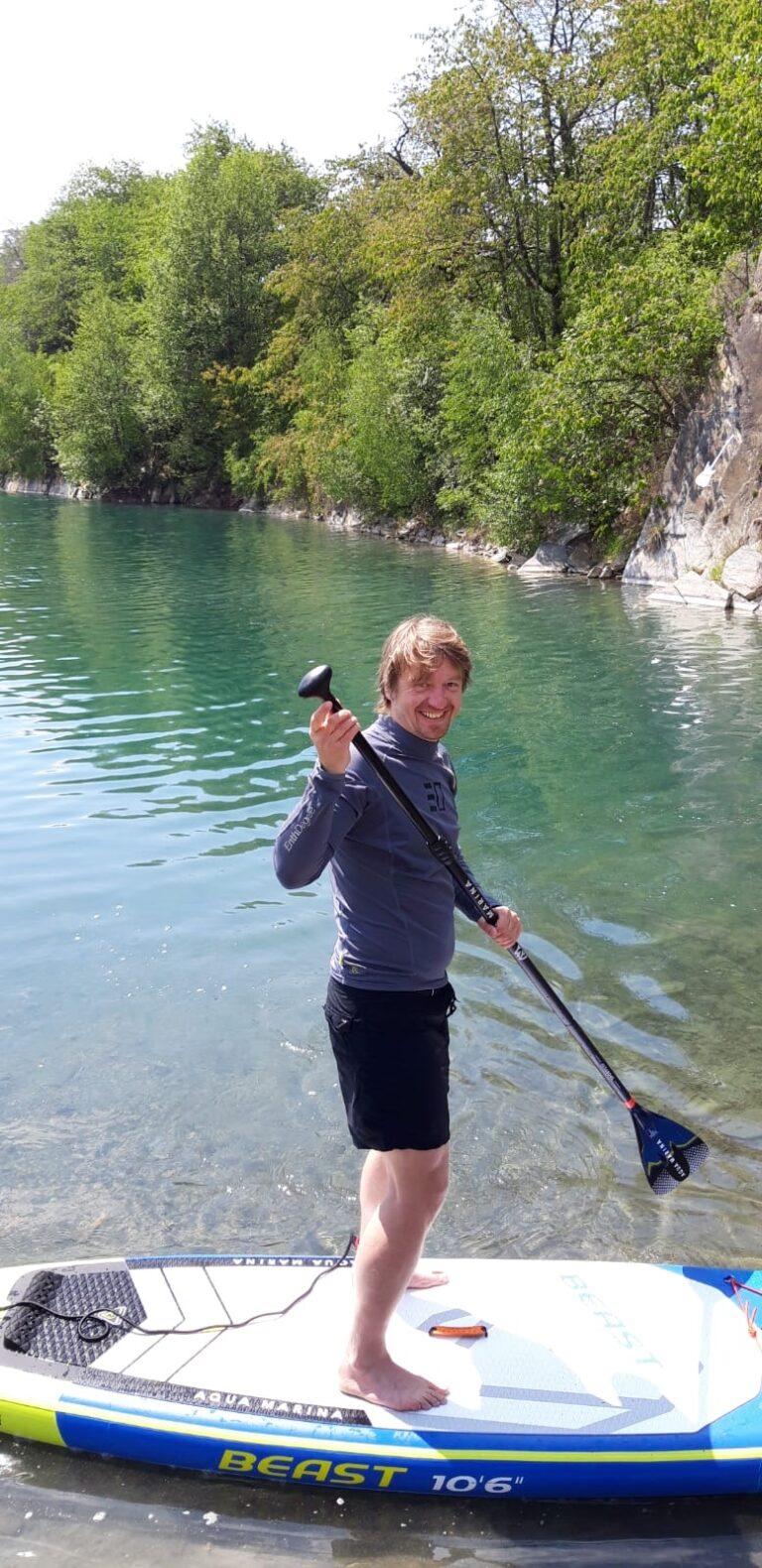 paddleboard ostrava cool divers