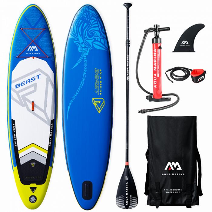Paddleboard Aqua Marina BEAST - použité